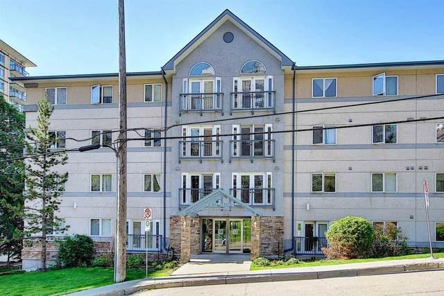 103 10403 98 Avenue, Edmonton, AB T5K 2Y5 (#E4250791) :: The Foundry Real Estate Company