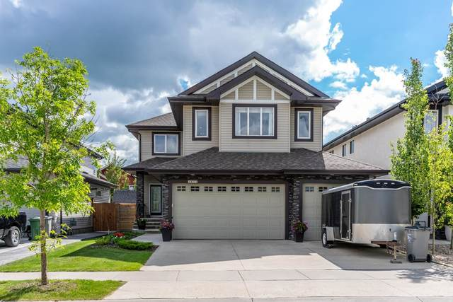 3607 65 Street, Beaumont, AB T4X 0G6 (#E4250793) :: The Foundry Real Estate Company