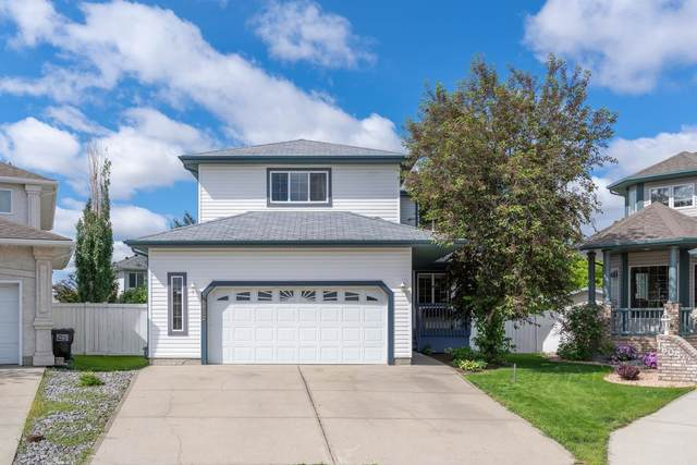 16052 84 Street, Edmonton, AB T5Z 3G5 (#E4250794) :: The Foundry Real Estate Company