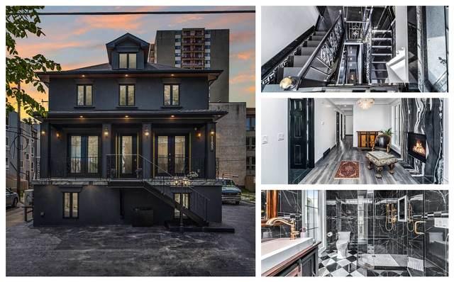 11833 102 AV NW, Edmonton, AB T5K 0R6 (#E4250806) :: Initia Real Estate