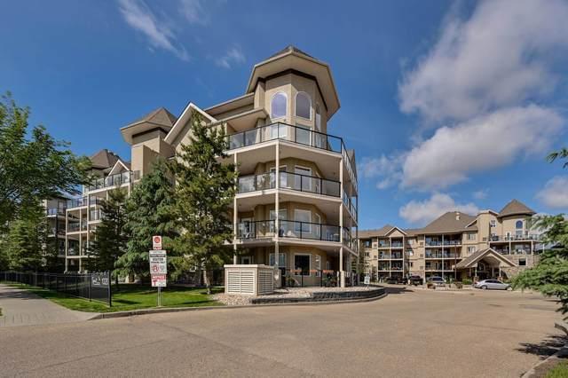 103 1320 Rutherford Road, Edmonton, AB T6W 0B6 (#E4250828) :: The Foundry Real Estate Company