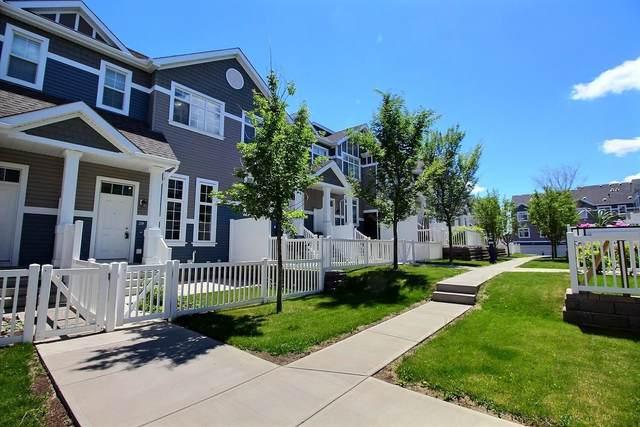 39 9151 Shaw Way, Edmonton, AB T6X 1W7 (#E4250854) :: Initia Real Estate
