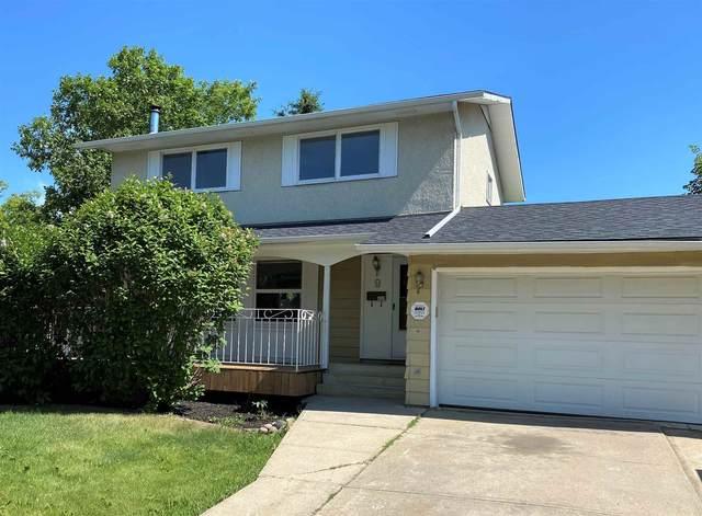 9 Akins Drive, St. Albert, AB T8N 2H6 (#E4250946) :: Initia Real Estate