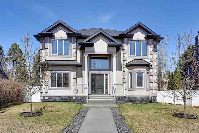6034 107A Street, Edmonton, AB T6H 2Y5 (#E4250959) :: Initia Real Estate