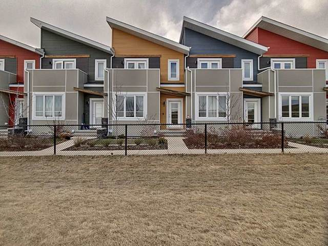 31 - 1480 Watt Drive, Edmonton, AB T6X 2G7 (#E4250996) :: The Foundry Real Estate Company