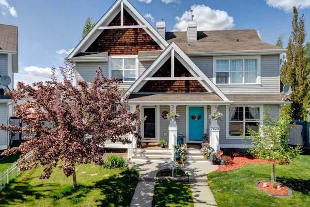 7422 14A Avenue, Edmonton, AB T6X 0C7 (#E4251023) :: Initia Real Estate