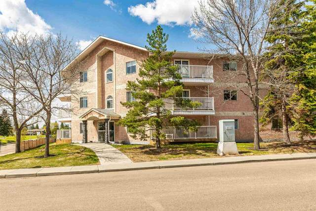 305 6310 101 Avenue, Edmonton, AB T6A 0H5 (#E4251030) :: RE/MAX River City
