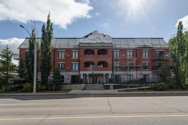 101 7907 109 Street, Edmonton, AB T6G 1C7 (#E4251053) :: Initia Real Estate