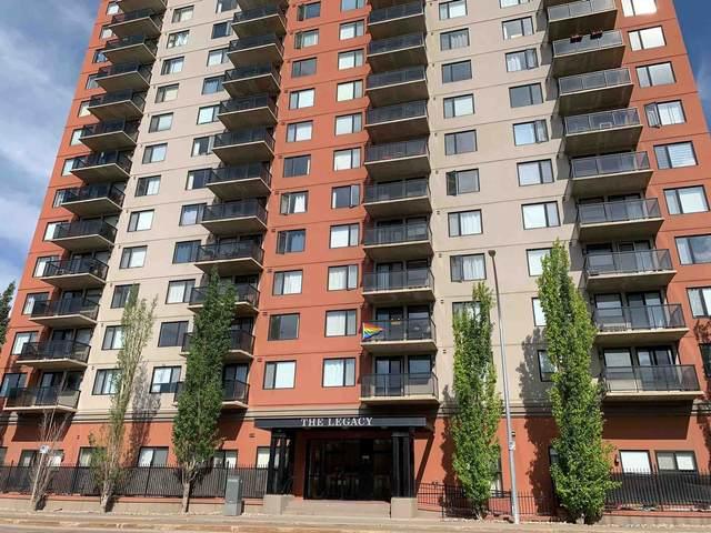 1006 10303 105 Street, Edmonton, AB T5J 5G3 (#E4251095) :: Initia Real Estate