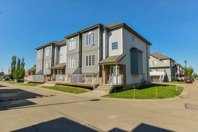 56 5102 30 Avenue, Beaumont, AB T4X 0A9 (#E4251106) :: Müve Team | RE/MAX Elite
