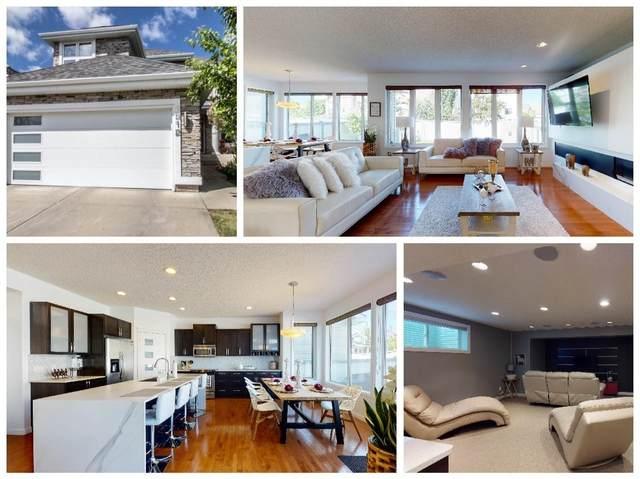 1512 88 Street, Edmonton, AB T6X 1J7 (#E4251139) :: Initia Real Estate