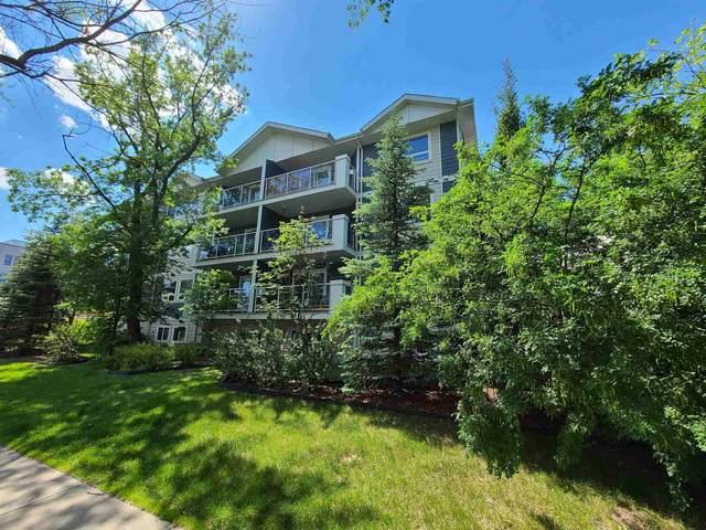 301 10710 116 Street, Edmonton, AB T5H 3M2 (#E4251146) :: The Foundry Real Estate Company