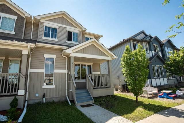 511 Watt Boulevard, Edmonton, AB T6X 0V8 (#E4251168) :: The Foundry Real Estate Company