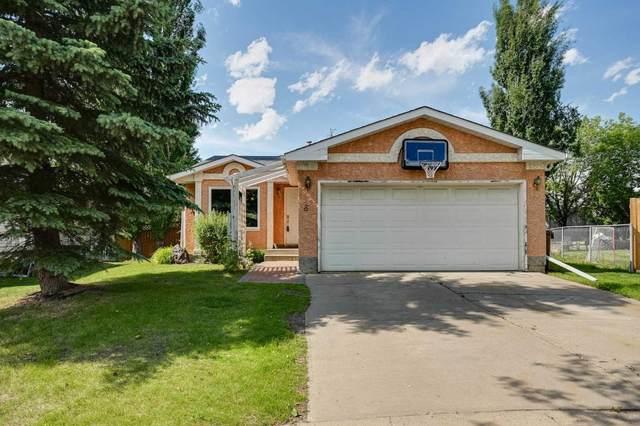 8 Dillon Place, St. Albert, AB T8N 4R2 (#E4251174) :: Initia Real Estate