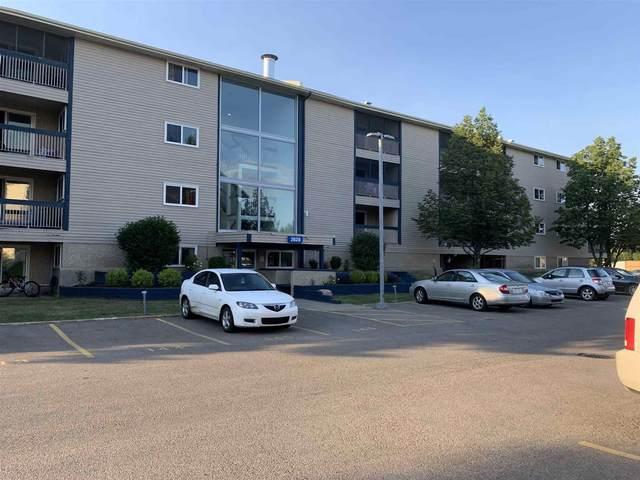 302 2628 Mill Woods Road E, Edmonton, AB T6L 5K8 (#E4251233) :: Müve Team | RE/MAX Elite