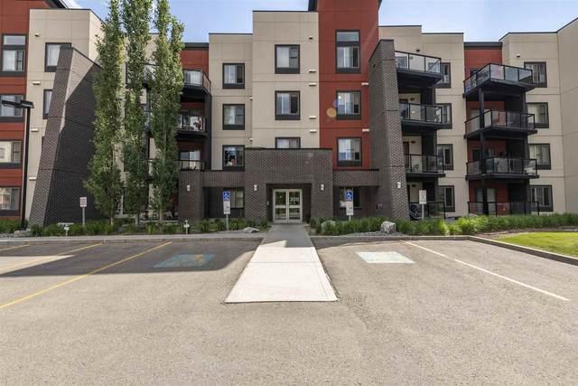 432 308 Ambleside Link, Edmonton, AB T6W 0V3 (#E4251237) :: Initia Real Estate