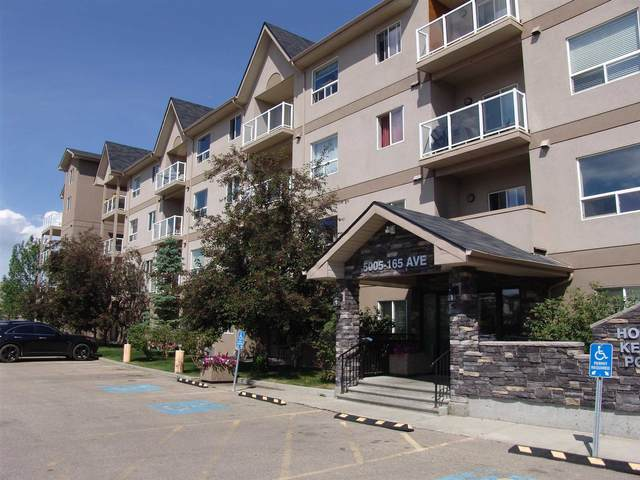 319 5005 165 Avenue, Edmonton, AB T5Y 0L8 (#E4251245) :: Initia Real Estate