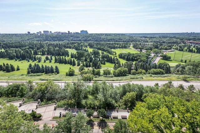 #1101 10010 119 Street, Edmonton, AB T6S 1Y8 (#E4251253) :: Initia Real Estate