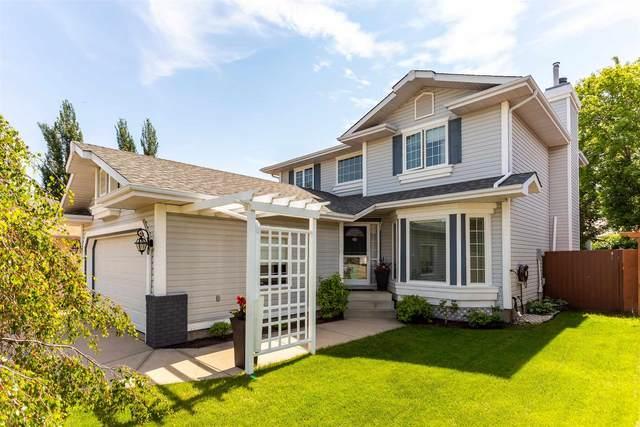 30 Desmarais Crescent, St. Albert, AB T8N 5X8 (#E4251275) :: Initia Real Estate