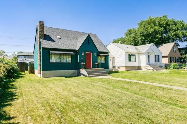 11610 101 Street, Edmonton, AB T5G 2B4 (#E4251277) :: Initia Real Estate