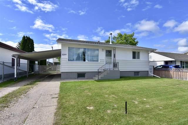 5209 47 Avenue, St. Paul Town, AB T0A 3A4 (#E4251281) :: Initia Real Estate
