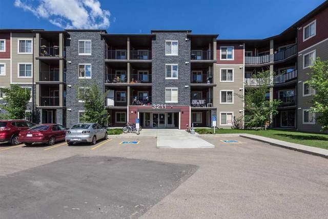 311 3211 James Mowatt Trail, Edmonton, AB T6W 3L6 (#E4251290) :: Initia Real Estate
