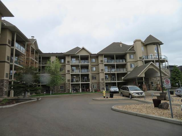 222 1320 Rutherford Road, Edmonton, AB T6W 0B6 (#E4251313) :: The Foundry Real Estate Company