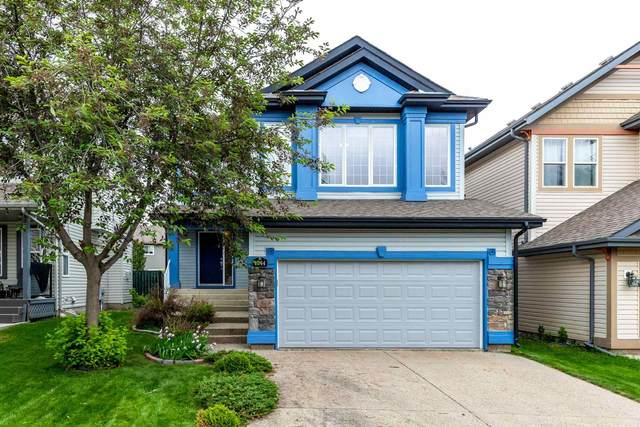 1344 Rutherford Road, Edmonton, AB T6W 1P3 (#E4251333) :: The Foundry Real Estate Company