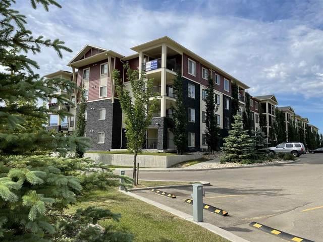 304 5816 Mullen Place, Edmonton, AB T6R 0W3 (#E4251341) :: Müve Team | RE/MAX Elite