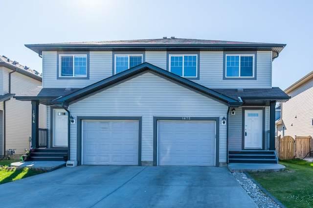 1672 Rutherford Road, Edmonton, AB T6W 2E6 (#E4251361) :: The Foundry Real Estate Company
