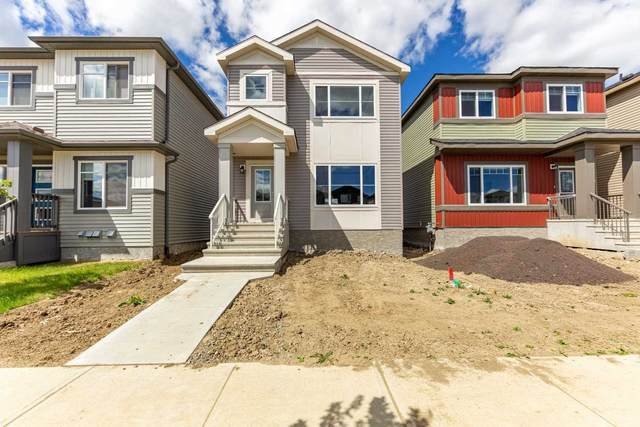 986 Berg Place, Leduc, AB T9E 1L8 (#E4251572) :: The Good Real Estate Company