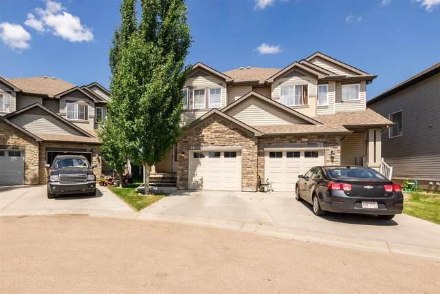 24 9231 213 Street NW, Edmonton, AB T5T 4K1 (#E4251636) :: Müve Team   RE/MAX Elite