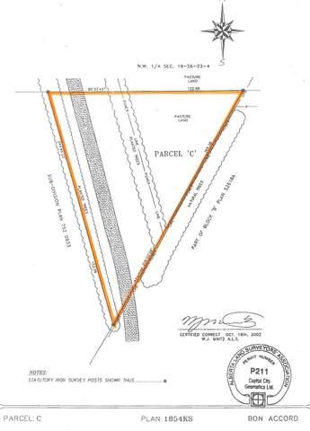 Plan 1854Ks Parcel C - East End Of 52 Avenue, Bon Accord, AB T0A 0K0 (#E4251653) :: Müve Team | RE/MAX Elite