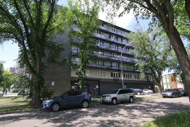 306 8306 Jasper Avenue, Edmonton, AB T5H 3S3 (#E4251708) :: Müve Team   RE/MAX Elite