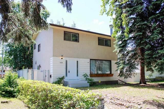 3605 116 Avenue NW, Edmonton, AB T5W 0W7 (#E4251847) :: Initia Real Estate