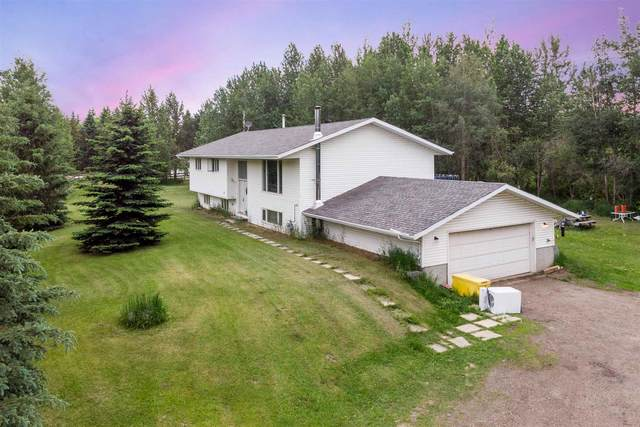 121 27019 TWP RD 514, Rural Parkland County, AB T7Y 1G6 (#E4251862) :: Initia Real Estate
