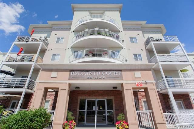 418 8528 82 Avenue, Edmonton, AB T6C 0Y8 (#E4251920) :: The Good Real Estate Company