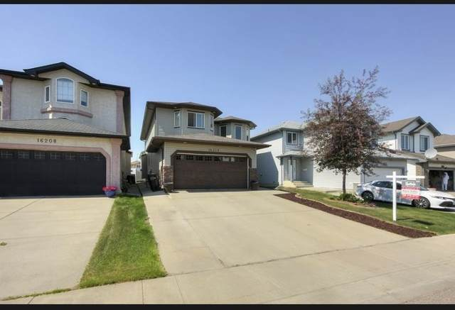 16210 47 Street, Edmonton, AB T5Y 0G8 (#E4252183) :: Müve Team   RE/MAX Elite