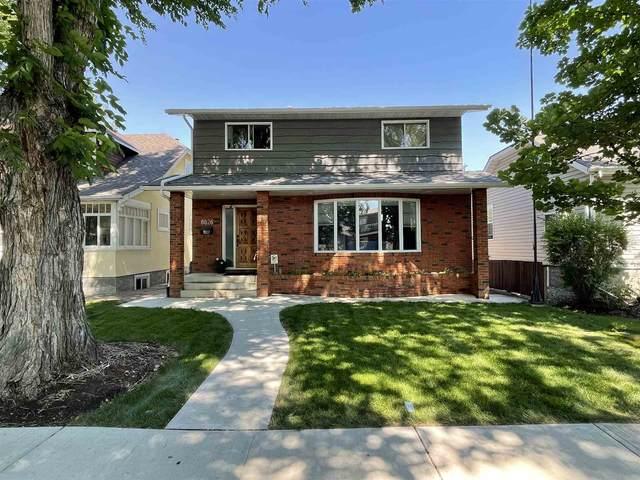 8826 88 Avenue, Edmonton, AB T6C 1L6 (#E4252252) :: The Good Real Estate Company