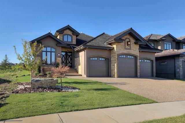 7 Kingsmeade Crescent, St. Albert, AB T8N 4C8 (#E4252454) :: The Foundry Real Estate Company