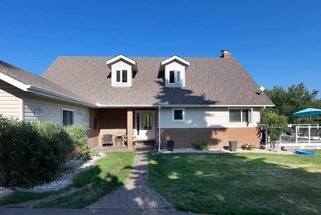 135 472084 RGE RD 241, Rural Wetaskiwin County, AB T0C 1Z0 (#E4252462) :: Initia Real Estate