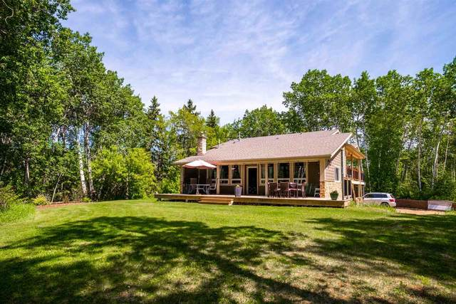 10 51028 RGE RD 261, Rural Parkland County, AB T7Y 1B9 (#E4253050) :: The Foundry Real Estate Company