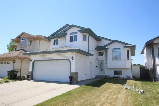 16308 65 Street, Edmonton, AB T5Y 3E4 (#E4253092) :: Müve Team   RE/MAX Elite
