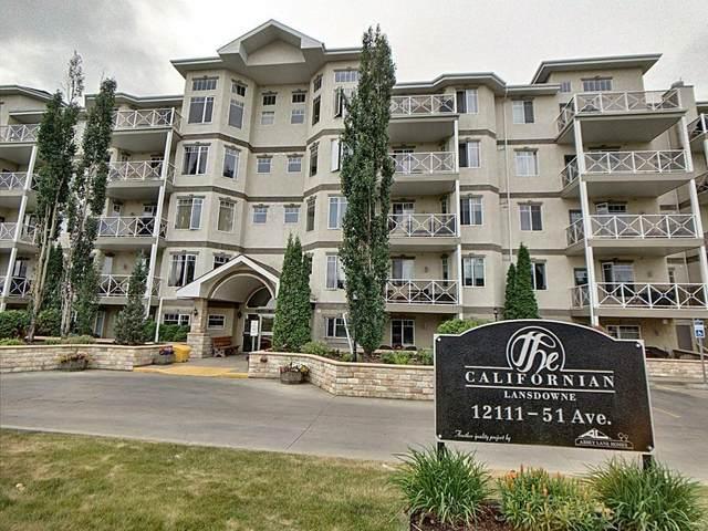 105 - 12111 51 Avenue, Edmonton, AB T6H 6A3 (#E4253139) :: Müve Team | RE/MAX Elite