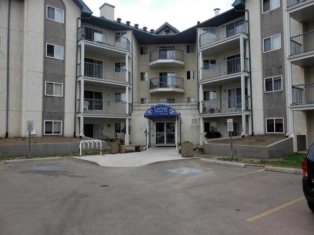 405 6710 158 Avenue NW, Edmonton, AB T5Z 3A7 (#E4253161) :: Müve Team   RE/MAX Elite