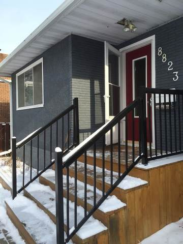 8823 87 Street NW, Edmonton, AB T6C 3H7 (#E4253165) :: The Good Real Estate Company