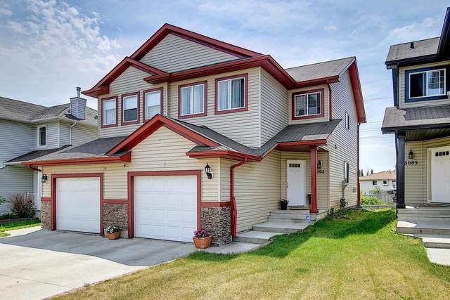 5963 164 Avenue NW, Edmonton, AB T5Y 0B2 (#E4253285) :: Müve Team   RE/MAX Elite