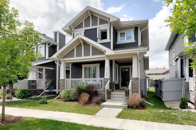 5126 Corvette Street, Edmonton, AB T5E 6T8 (#E4253344) :: The Foundry Real Estate Company