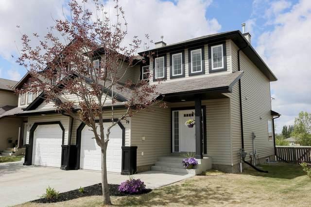 79 Birch Place, Fort Saskatchewan, AB T8L 0B1 (#E4253359) :: Müve Team | RE/MAX Elite