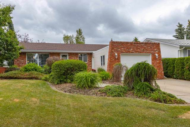 21 Leon Place, St. Albert, AB T8N 1X6 (#E4253490) :: The Good Real Estate Company